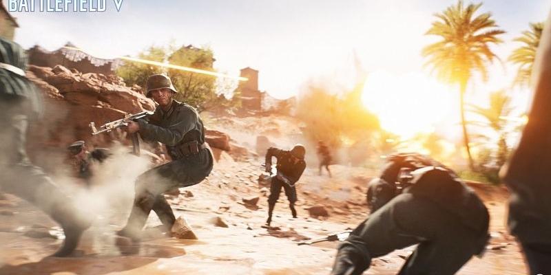 Battlefield V riceve il suo ultimo aggiornamento
