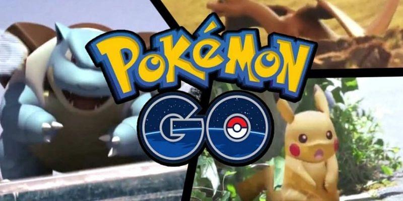 Misure di confinamento di Pokémon GO
