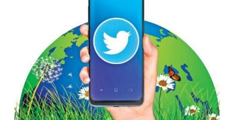 Twitter celebra la Giornata della Terra