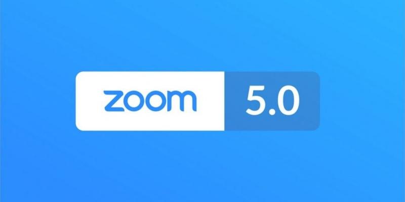 Dettagli su Zoom Cloud Meeting versione 5.0